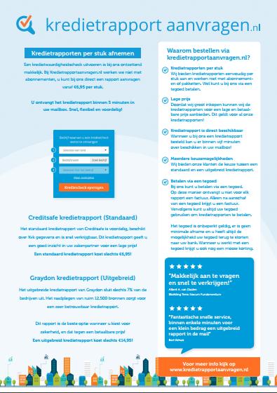 brochure kredietrapportaanvragen.nl