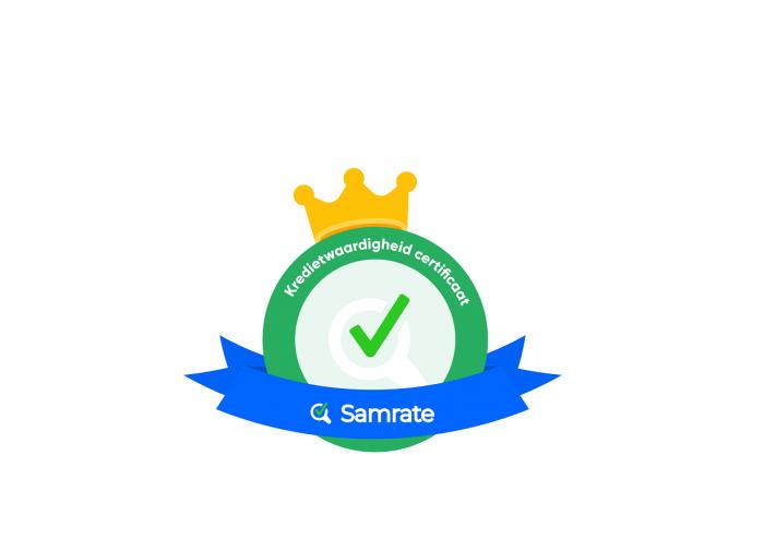 Certificeer uw bedrijf op kredietwaardigheid.